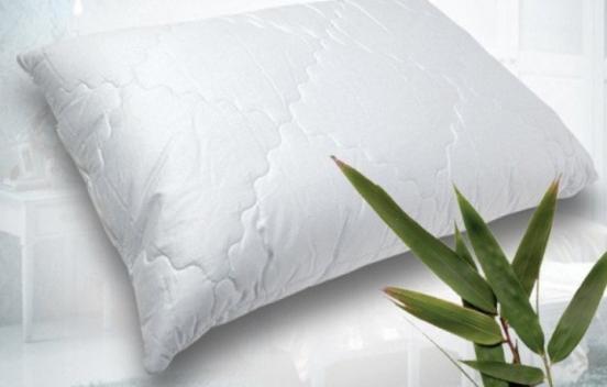 как постирать бамбуковые подушки
