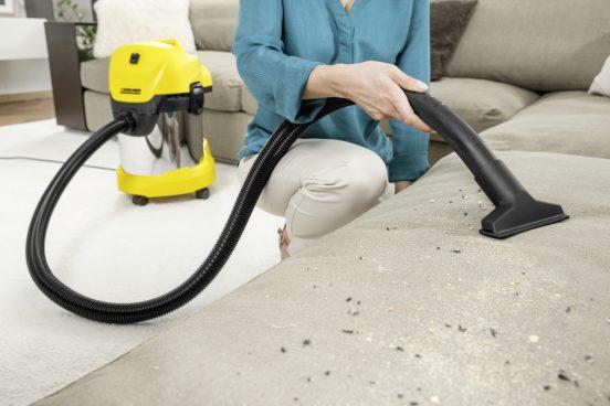 необходимый инвентарь для уборки помещений