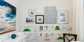 Как украсить детскую комнату фотографиями: идеи для декораторов