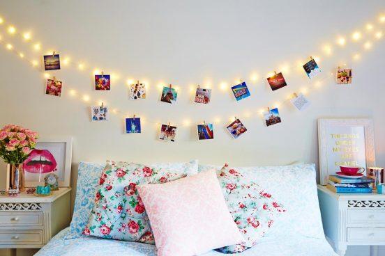 Фотографии в детской комнате