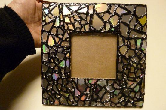 что можно сделать из старого зеркала
