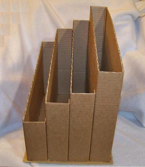 Вертикальный органайзер для бумаг