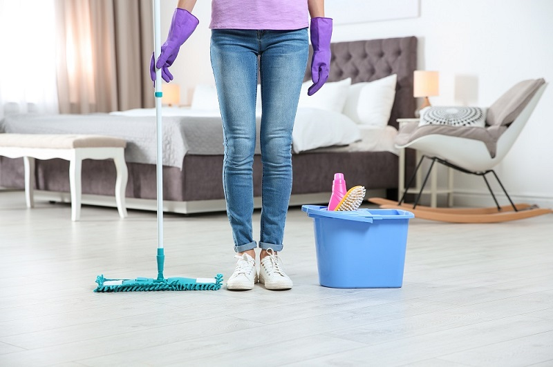 Чистота и уборка