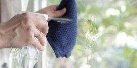 8 лайфхаков, которые помогут вам вымыть окна без разводов