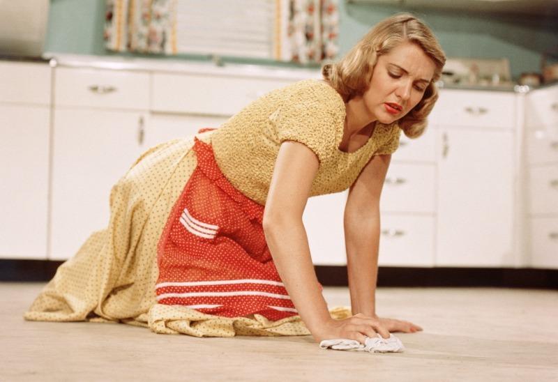 6 шикарных секретов для тех, кто не любит уборку, но хочет жить в чистоте - Интерьер