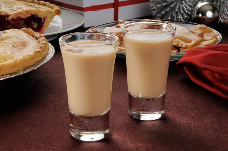 Молочно-кофейный ликёр