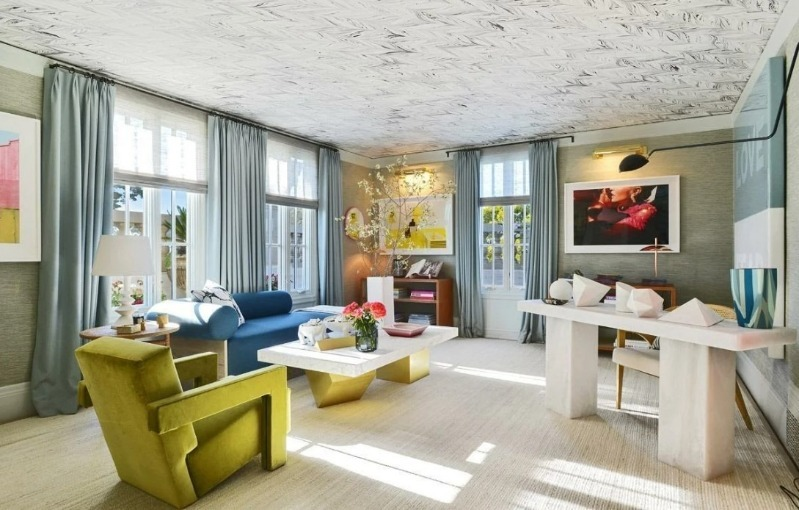 7 способов сделать гостиную стильной и модной без ремонта