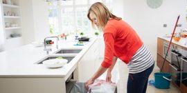 Портится настроение, когда заходишь на кухню: 5 проблемных мест, которые можно привести в порядок за 15 минут