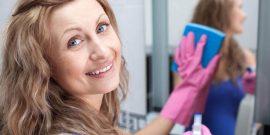 4 способа протереть зеркало без разводов