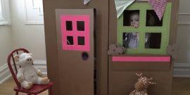 7 способов организовать хранение с помощью картонных коробок