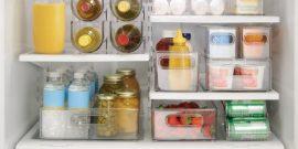 6 вещей, с помощью которых можно навести порядок в холодильнике