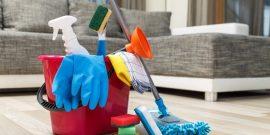 6 приемов в интерьере, которые облегчат уборку в квартире