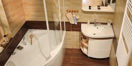 5 идей, как добавить уюта и удобства даже самой небольшой ванной комнате