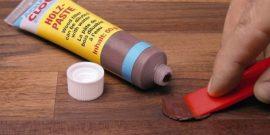4 эффективных средства для устранения царапин на ламинате