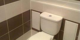 6 способов замаскировать трубы в туалете