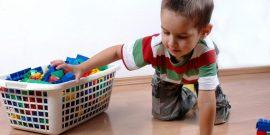 5 шагов к порядку в детской комнате
