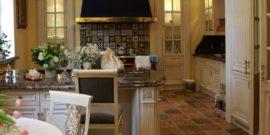 Как выглядят кухни, на которых готовят русские звезды