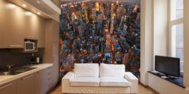 8 главных преимуществ фотообоев перед другими аналогами декора квартиры