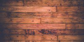 Как отремонтировать деревянный пол за один день