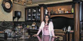 Невероятно огромная квартира Лолиты в Басманном переулке