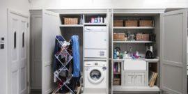 Дизайнер показала, как переделать встроенный шкаф в хрущевке
