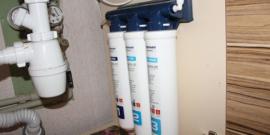 Фильтры для очистки воды: проточные под мойку. Какой лучше выбрать для квартиры, параметры, рейтинг 2020, инструкция по установке