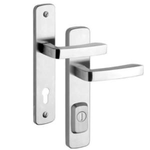 Дверные ручки для входных дверей: разновидности и характеристика, плюсы и минусы, отличия установки