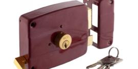 Замок дверной накладной: особенности конструкции, как правильно выбрать и установить