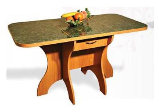 Кухонный стол своими руками из ДСП