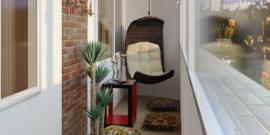 Как и какими материалами утеплить балкон или лоджию