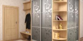 Встроенный шкаф-купе в прихожую своими руками — чертежи с описанием и схемами сборки, фото