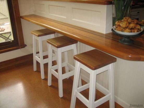 Материалы для барных стульев