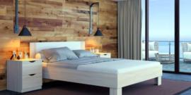Кровать из ЛДСП своими руками — проекты, эскизы, чертежи с размерами, схемы сборки