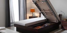 Кровать с подъемным механизмом своими руками — фото идей, чертежи с размерами, схемы сборки