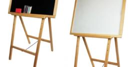 Мольберт своими руками — чертежи с размерами, ход работ пошагово в домашних условиях
