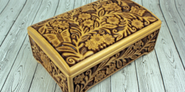 Шкатулки из дерева своими руками — чертежи с размерами и схемы сборки для изготовления