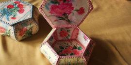 Шкатулка из открыток своими руками пошагово с инструкцией, схемами